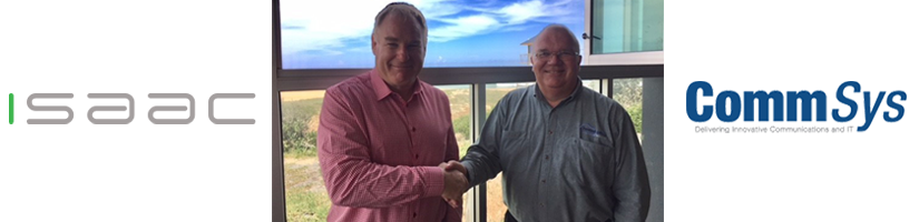 New Partner and Customer – CommSys (Sydney NSW Australia) joins the ISAAC Family