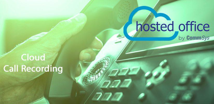 CommSys Call Recording Portal