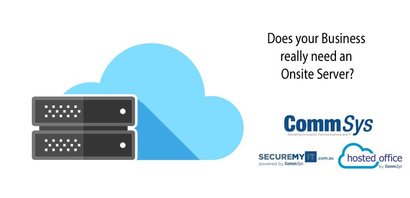 Does Your Business Really Need An Onsite Server?