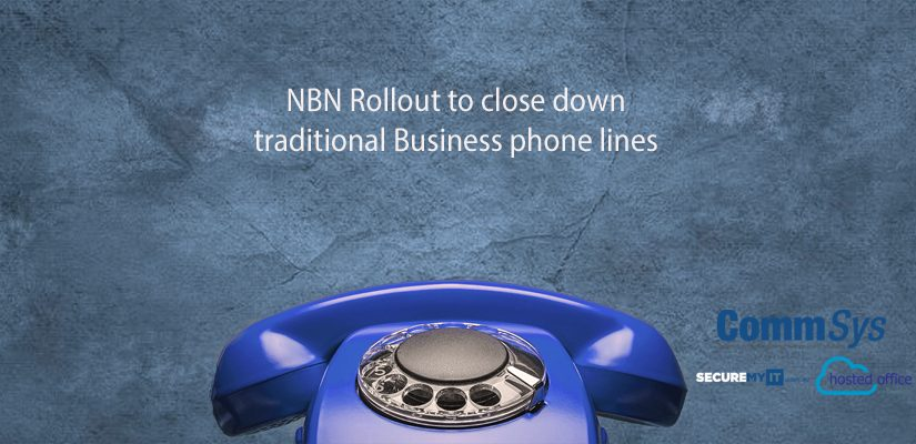 NBN Rollout to close down traditional business phone lines